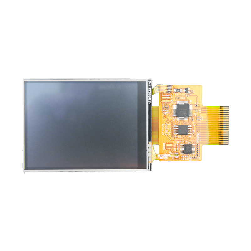 "2.8 ""Serial Port LCD Module Specification"