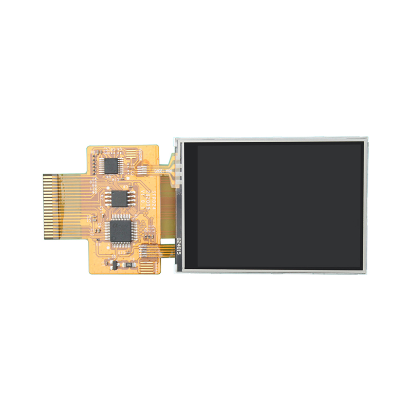 "2.4 ""Serial Port LCD Module Specification"